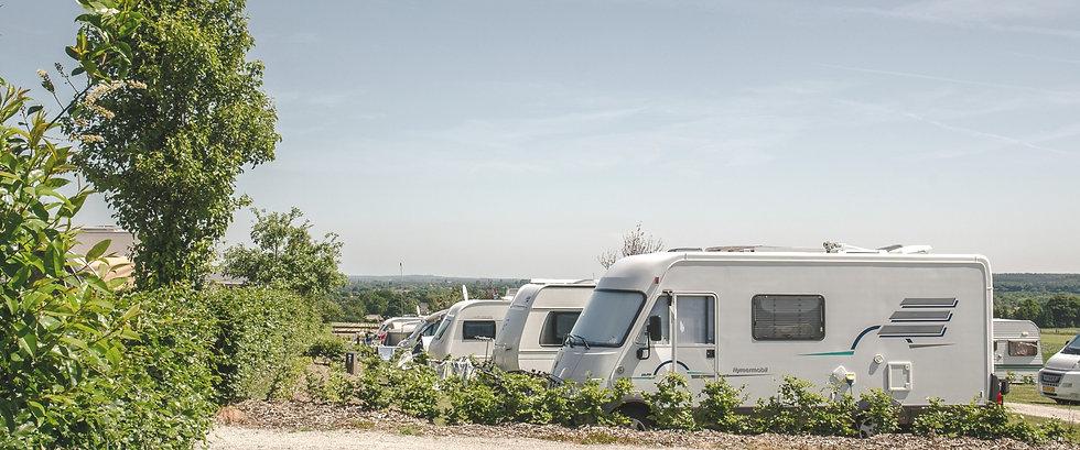 Camper camping groesbeek