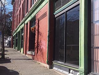 Dawson Building New Bedford MA