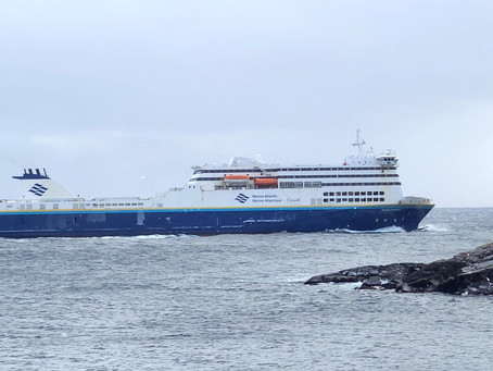 COVID-19 disrupts Marine Atlantic