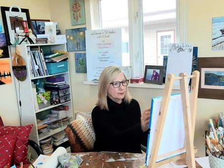 Artist Profile: JoAnn Goosney