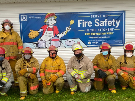 School fire safety during COVID-19