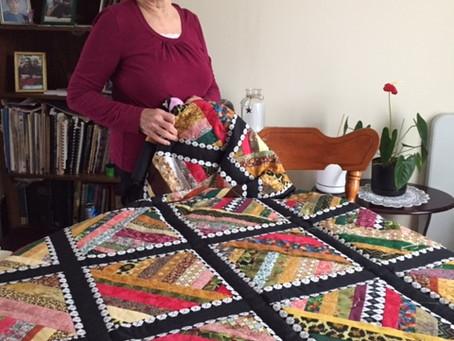 Chatting with Seniors: Vivian Chaulk