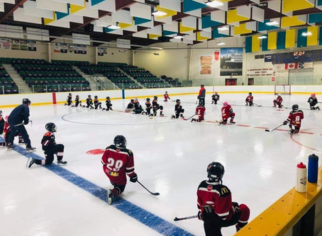 PAB Minor Hockey returns to the ice