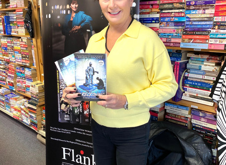 Author profile: Helen C. Escott