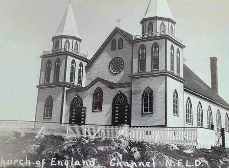 Saving St. James Anglican Church