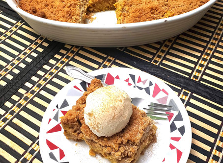 Cooking with Colby: Pumpkin Crisp
