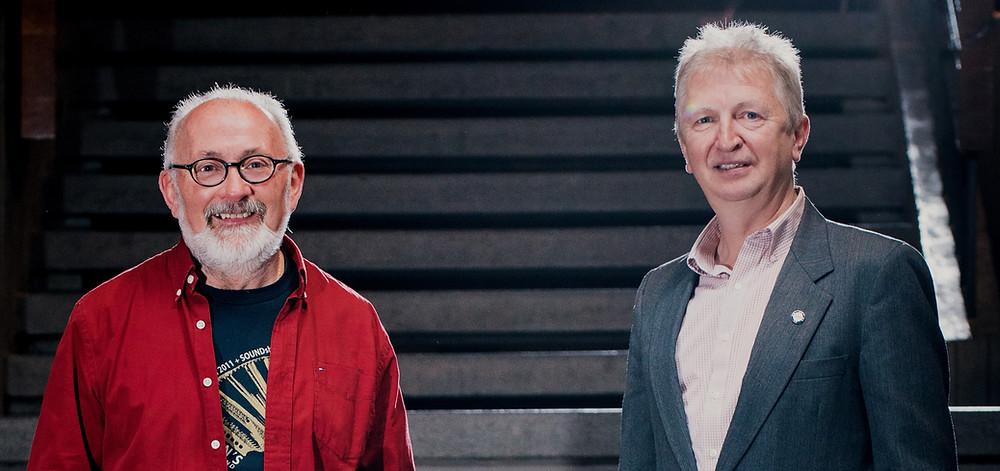 Fergus O'Bryne and Jim Payne