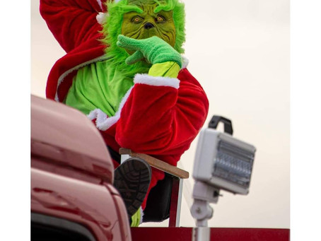 Merry Grinchmas to all