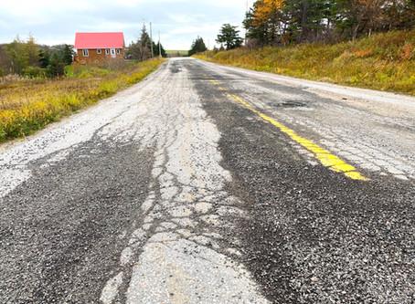 Codroy roads approaching crisis