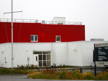 Coast Guard building still unoccupied