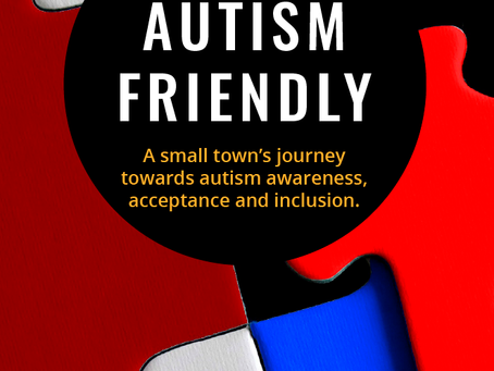 On the bookshelf: Becoming Autism Friendly by Anne Laurie