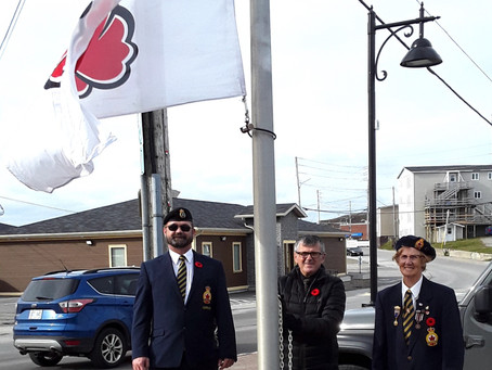 Remembrance Day adjusts for COVID-19