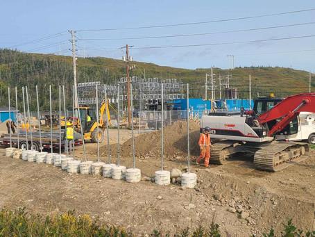 NL power upgrades Grand Bay substation