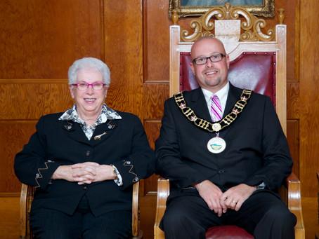 Remembering Mayor Aneitha Sheaves