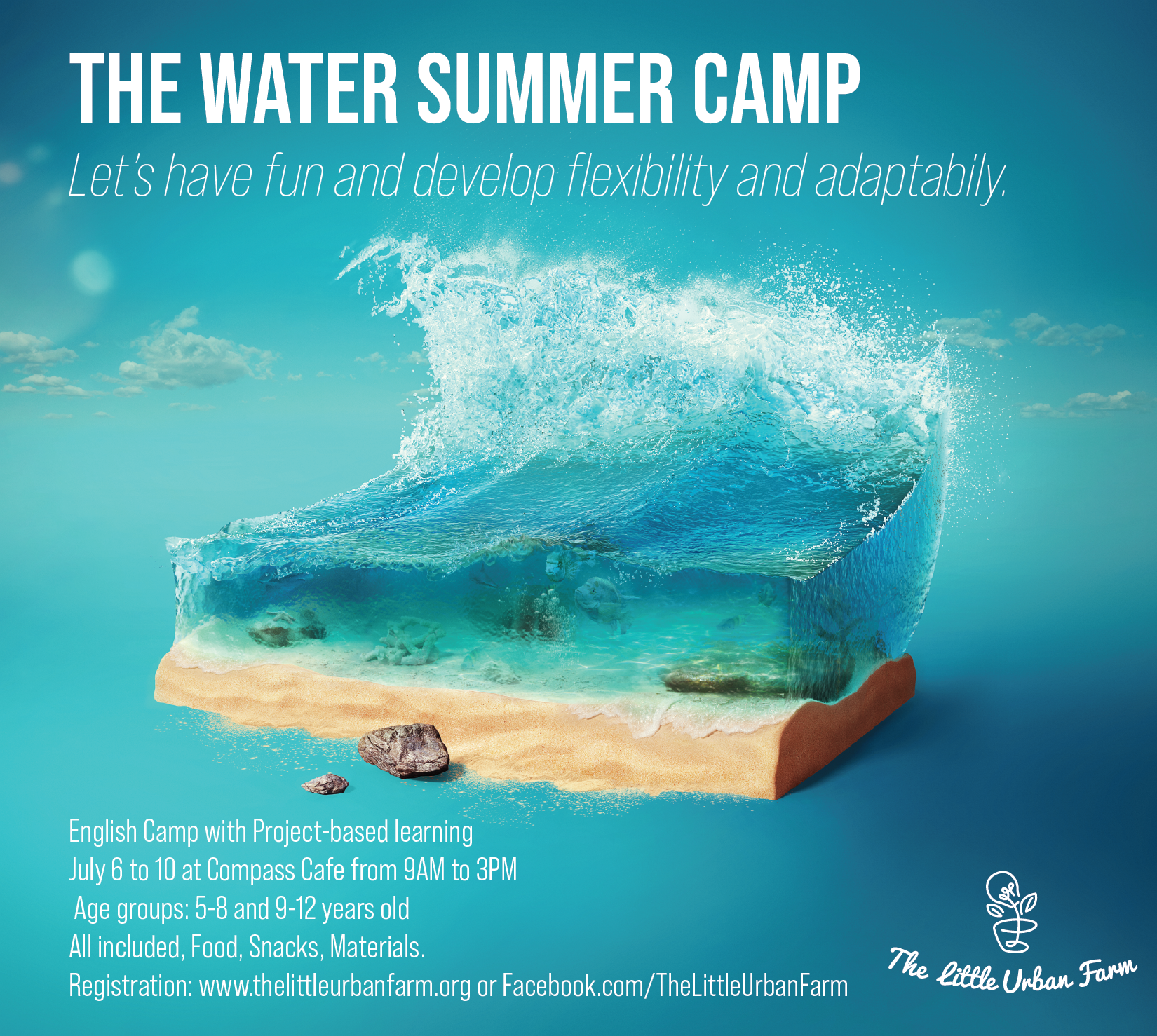 The Four Elements Summer Camp - Water
