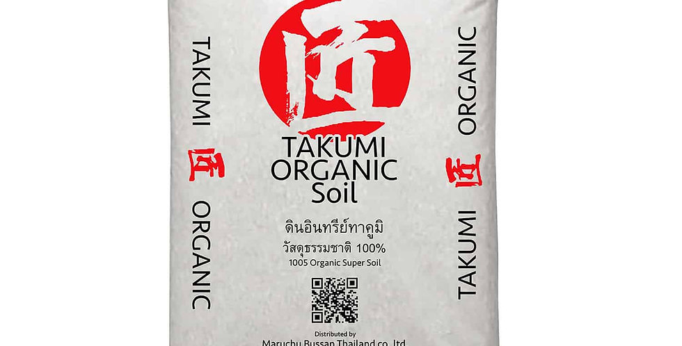 Takumi Organic Supersoil (25 kg)