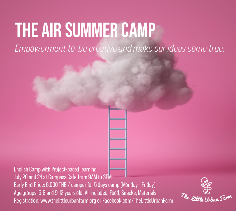 The Four Elements Summer Camp - Air