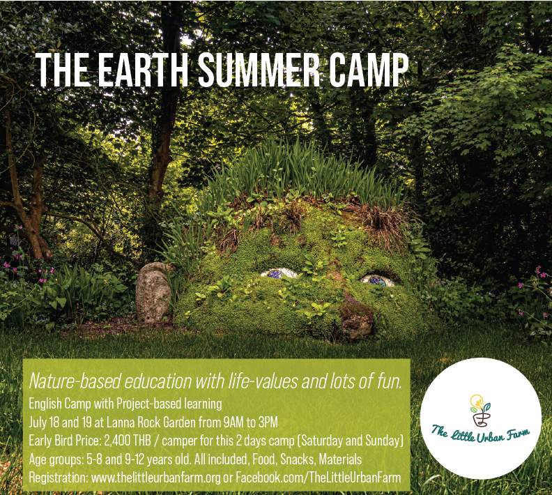 The Four Elements Summer Camp - Earth