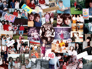"""""""The Family Album"""" - a social history project funded by Contour Homes"""