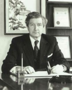 John Mackenize, JP