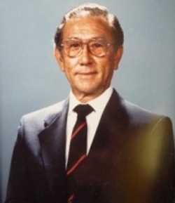 Sir Rogerio Lobo, CBE, LLB, JP