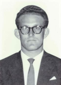 John R D'Eath, JP