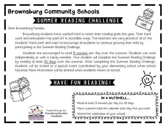 Summer 2020 Reading Challenge picture.pn