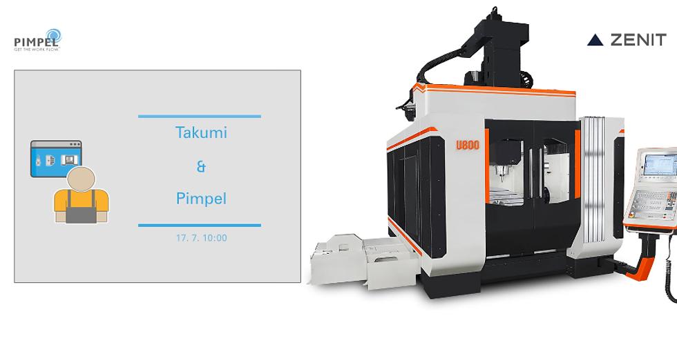 Webinář: ESPRIT a Takumi partnerství pro Váš růst
