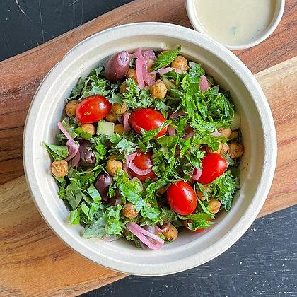 shawarmish salad