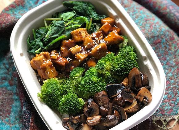 tasty teriyaki bowl