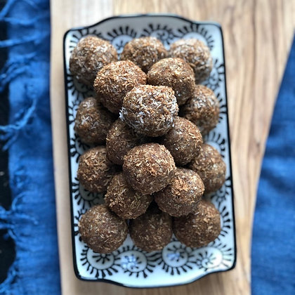 chai spice balls