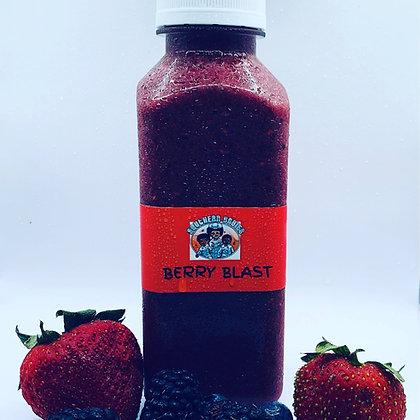 berry blast sea moss smoothie