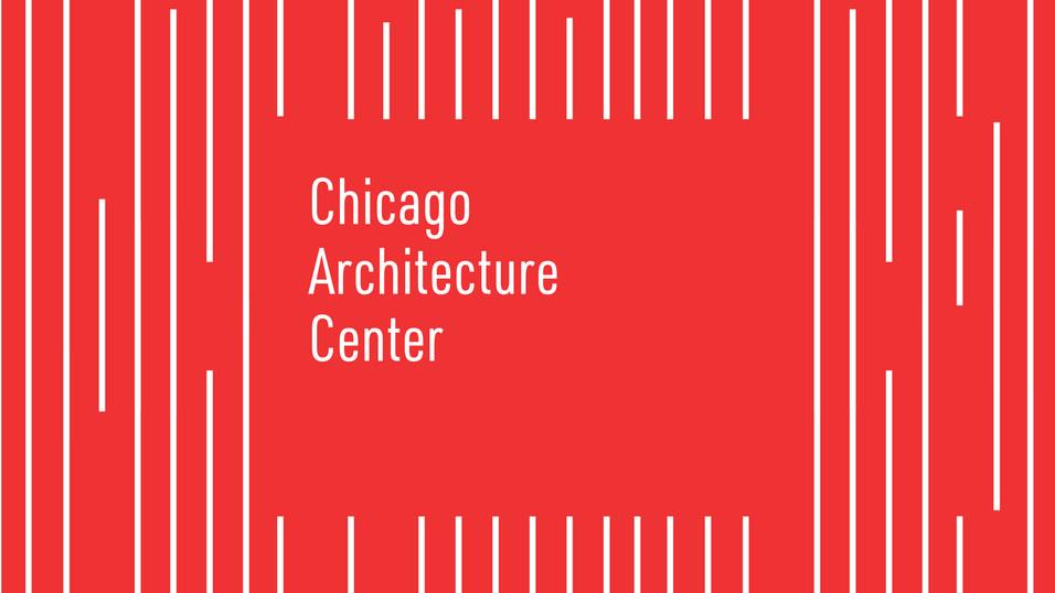 Chicago Architecture Center Visual Identity