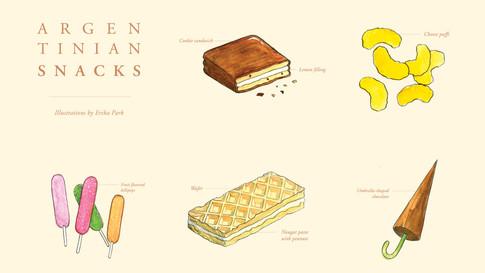 Argentinian Snacks