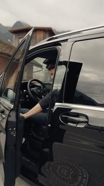 Kampagne für 1000things & Mercedes-Benz