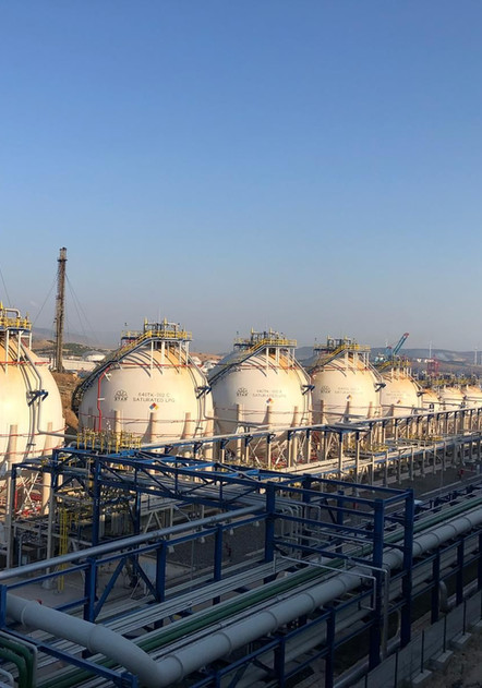 STAR Aegean Refinery Project