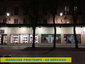 AS SERVICES - MARQUISE PRINTEMPS 2