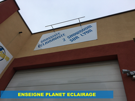 EGP - ENSEIGNE PLANET 1