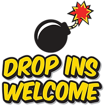 Drop Ins Welcome