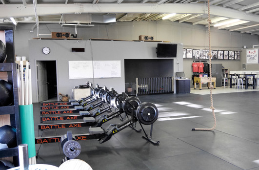 Crossfit | Tennessee | Battle Axe CrossFit in Collierville