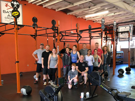 fitness crossfit collierville