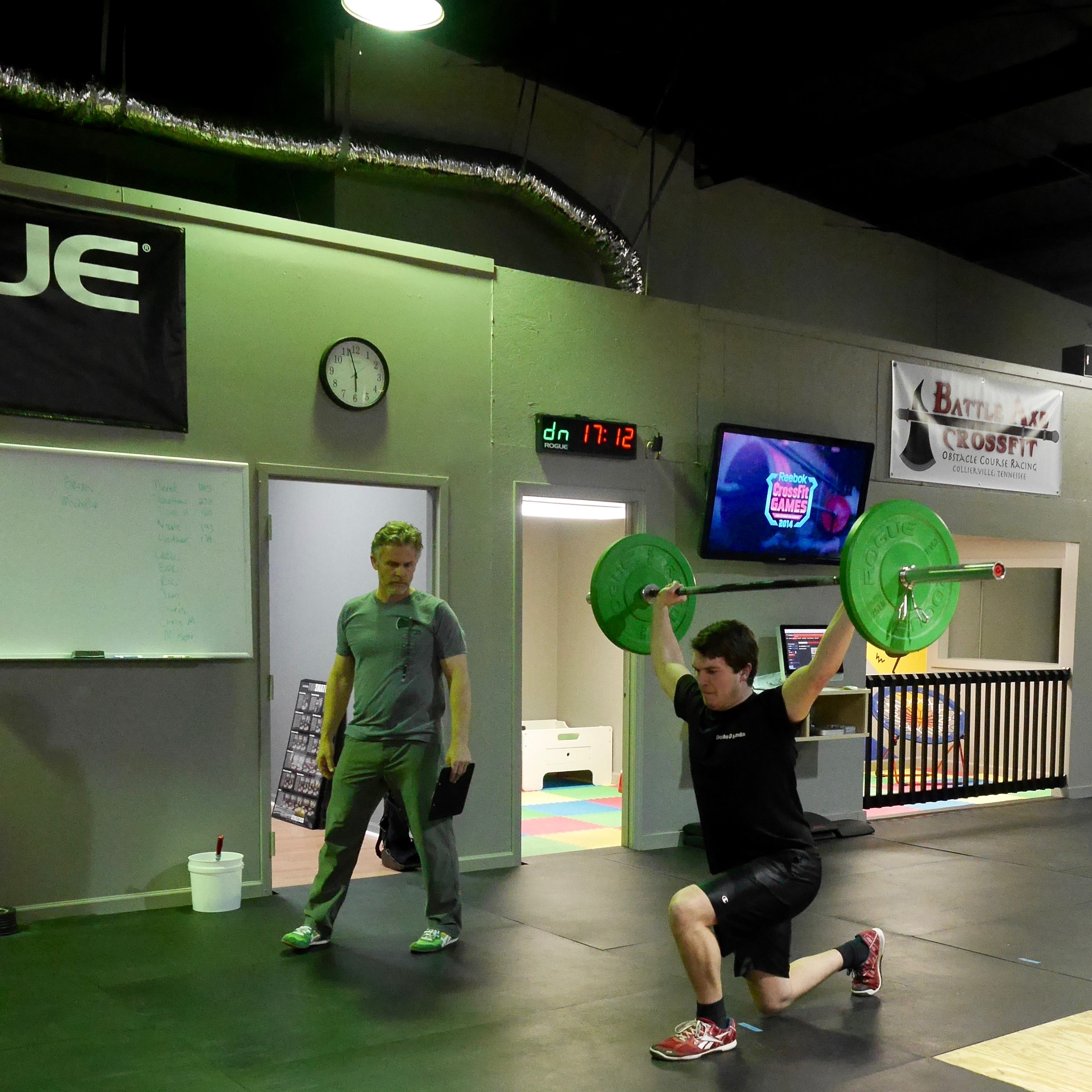 Battle Axe CrossFit Collierville