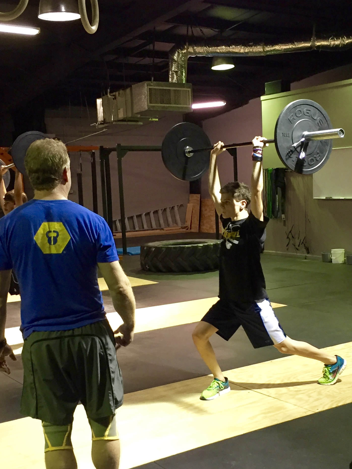 BA CrossFit Collierville OCR