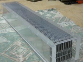 Testing of heat exchanger finalized