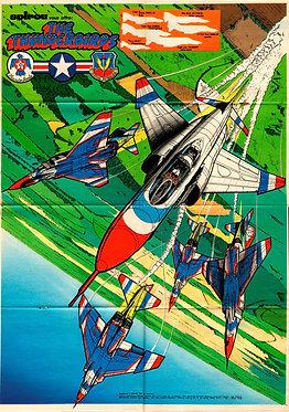 1731 The thunderbirds  Jean–Luc Beghin 1971