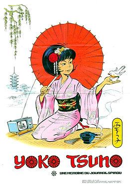 1781 Yoko Tsuno Leloup 1972