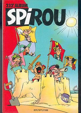 232 Journal de Spirou recueil