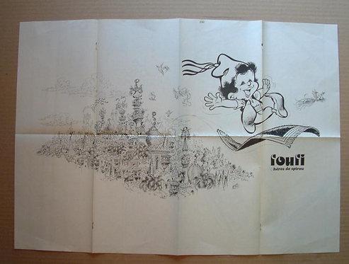 2157 Foufi Kiko + Gossamer Albatross Beghin 1979