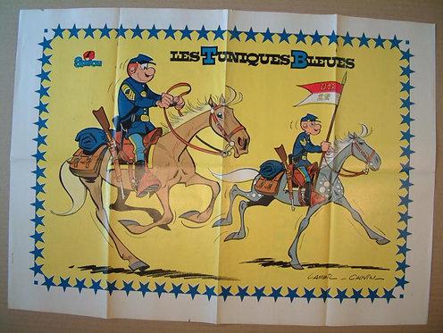 2197 Tuniques bleues Lambil + Enquêtes du commissaire Titud 1980