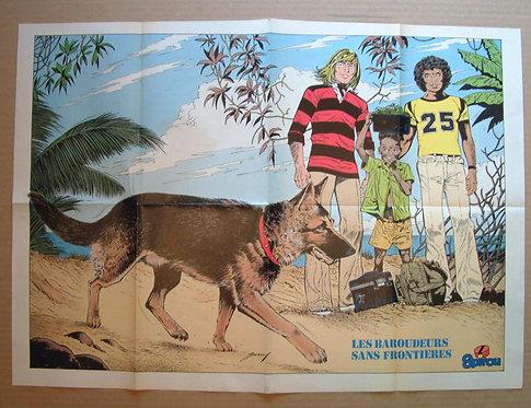 2361   Baroudeurs sans frontières  Jarry 1983